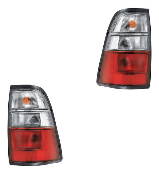 Par De Calaveras Depo Chevrolet Luv 2002 2003 2004 2005