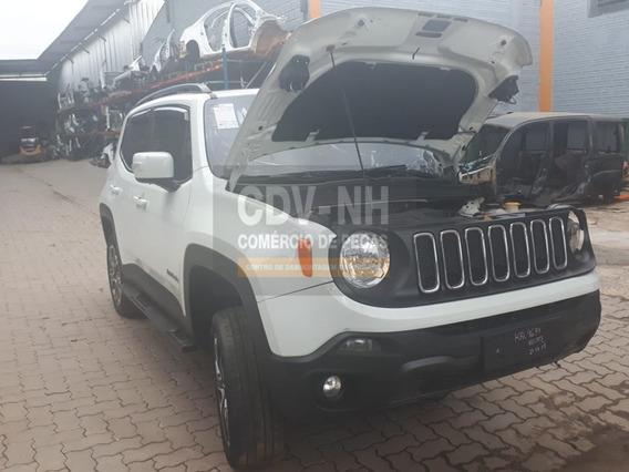 Sucata Jeep Renegade 2015/16 2.0 170cv Diesel