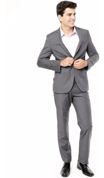Ternos Masculinos Slim Paleto+calça+camisa+gravata