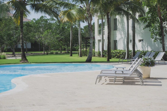 Renta De Hermoso Apartamento En Hacienda, Punta Cana Resort