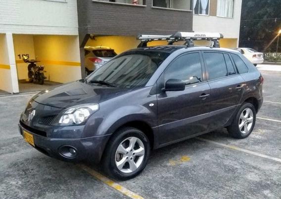 Koleos 2011 4x2 Mecanica (vehículo Familiar De Mamá)