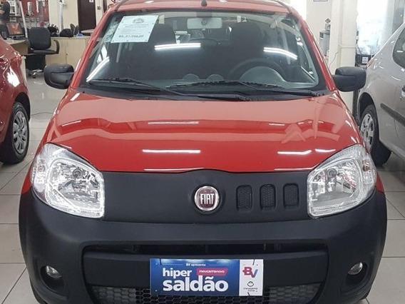 Fiat Uno Vivace 1.0 Evo 8v Flex