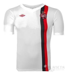 Camisa Atlético Paranaense Nº 10 - Tamanho 10 - Frete Grátis