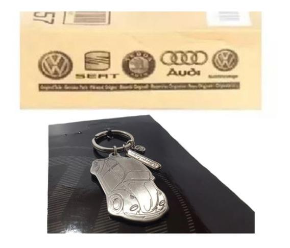 Chaveiro Volkswagen Authentic Fusca Original Volkswagen