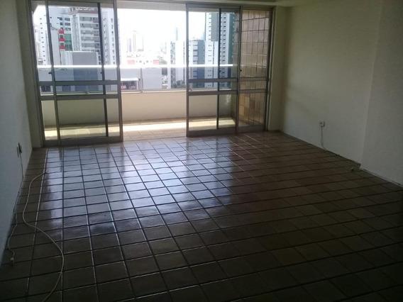 Apartamento Em Aflitos, Recife/pe De 180m² 4 Quartos Para Locação R$ 2.000,00/mes - Ap308203