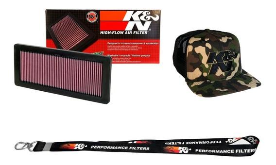 Filtro De Ar Ds3 Ds4 C4 308 Thp Mini S Kn 33-2936