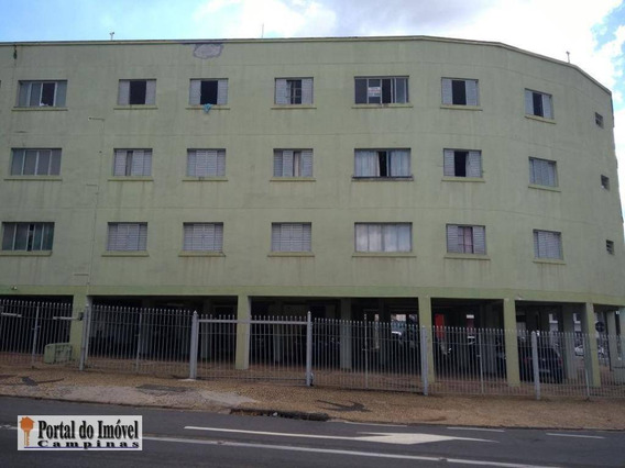 Apartamento Residencial Para Locação, Jardim Do Trevo, Campinas. - Ap0228