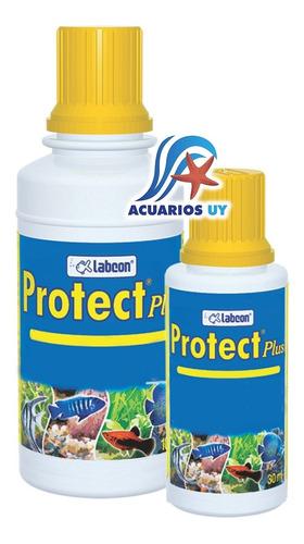 Anticloro Para Acuario. Labcon Protect Plus 100ml