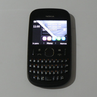 Celular Nokia Asha 200 Dual Chip Mp3 Player Original