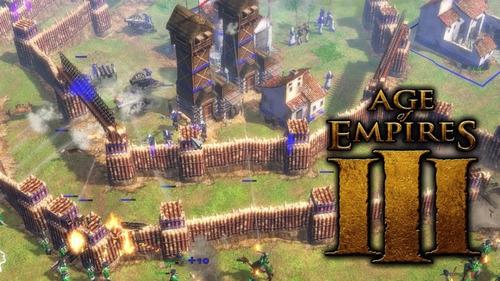 Imagen 1 de 5 de Age Of Empires 3 + Expansiones Pc Digital
