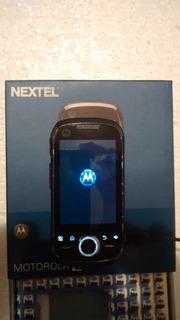 Celular Motorola I1 Usado P/retirar Peças C/caixa Original E Acessórios