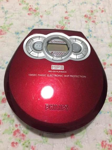 Mp3-cd Player Expanium Philips