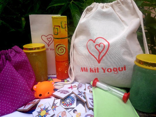 Kit De Yoga Y Mindfulness Para Niños