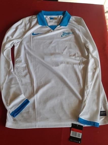 Camiseta Zenit Rusia Mangas Largas