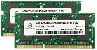 Adamanta Micron 16gb (2x8gb) Apple Memory Upgrade Para iMac,