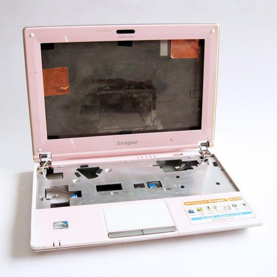 Carcasa Touch Pad Bocinas Webcam Mini Laptop Siragon Ml-1030
