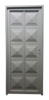 Puerta Chapa Liviana 0,80x2,00 - Cs