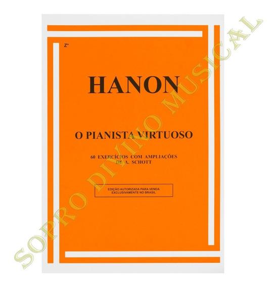 Método O Pianista Virtuoso Hanon 60 Exercícios