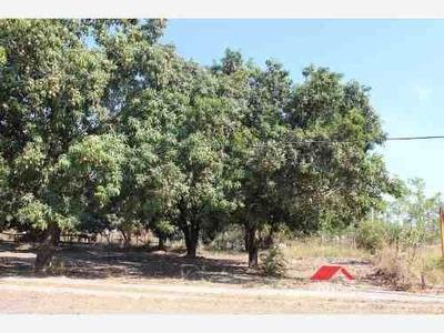 Terreno Comercial En Renta Renta Por Carretera Colima-rancho De Villa; Ideal Para Bloquera O Autolavado