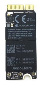 Placa Wifi Macbook A1502 Bcm94331csax