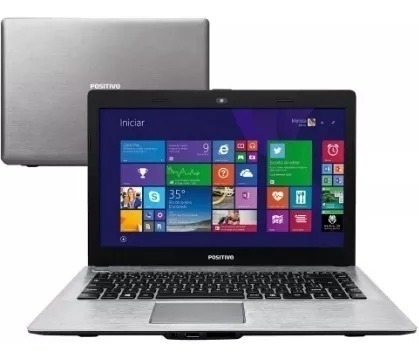 Notebook Positivo Stilo Xr3000 Dual Core 02gb // 320gb Hdmi