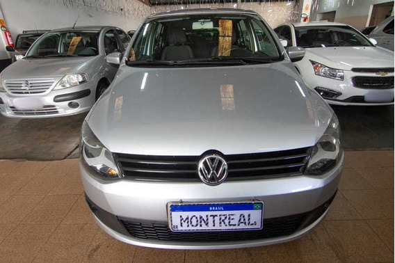 Volkswagen Fox Hatch Prime 1.6 8v (total Flex) 4p 2013