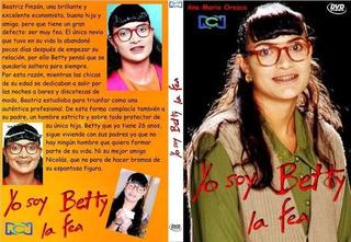 Novela Betty La Fea