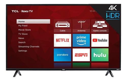 "Smart TV TCL 4-Series 55S425 LED 4K 55"" 110V"
