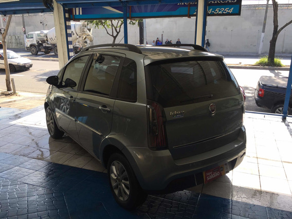 Fiat Idea 1.6 16v Essence Flex Dualogic 5p 2015