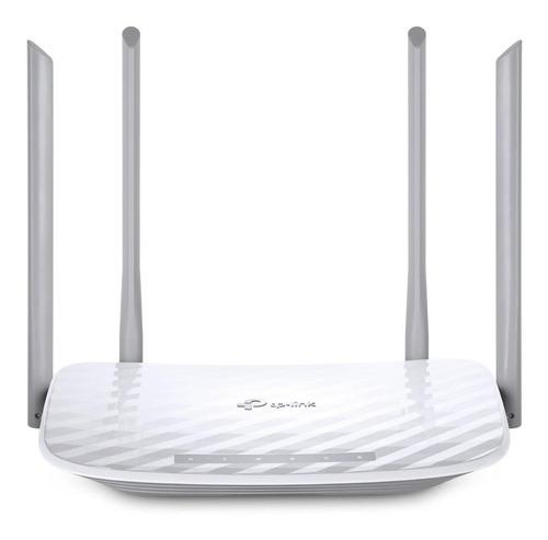 Imagem 1 de 2 de Roteador, Access point TP-Link Archer C50 V4 branco