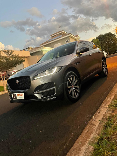 Jaguar F-pace 2019 2.0 Prestige 5p Diesel