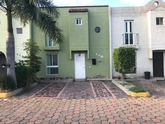 Casa En Renta En Prados Tepeyac.