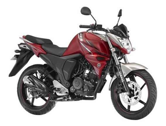 Yamaha Fz-s 2.0 2020 Rojo Mate