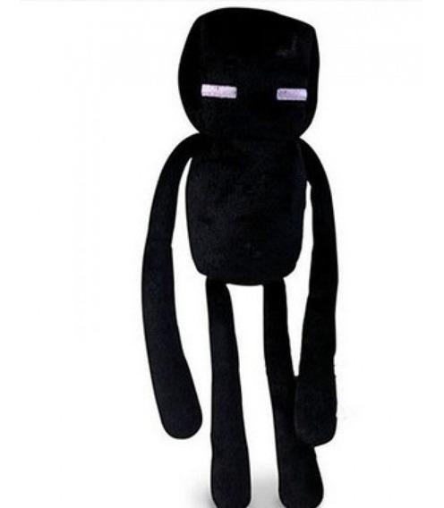 Boneco Brinquedo Enderman De Pelúcia