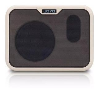 Amplificador Portatil Joyo Ma10-b P Bajo Eliminador Incluido