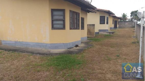 Casa Para Locação Em Araruama, ., 2 Dormitórios, 1 Banheiro - 0185