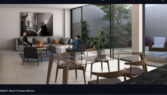 Penthouse En Venta En Cuauhtemoc Roma Norte 211712rt
