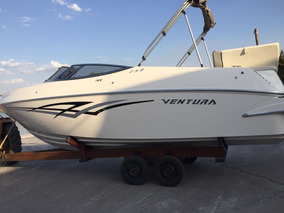 Ventura 250 Comfort C/ Mercruiser 5.0 260hp B3 Gas + Carreta