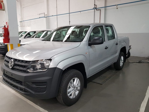 Volkswagen Amarok Trendline Dc 2.0 4x2 M/t 140cv Full (cs)