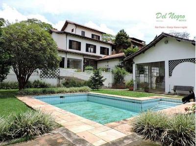 Casa Residencial À Venda, Forest Hills, Granja Viana. - Ca1279