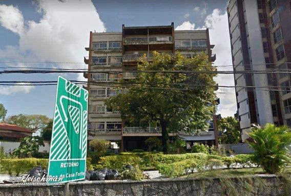 Apartamento Com 340m² Área Total, 4 Quartos Sendo 1 Suíte. - Ap1348