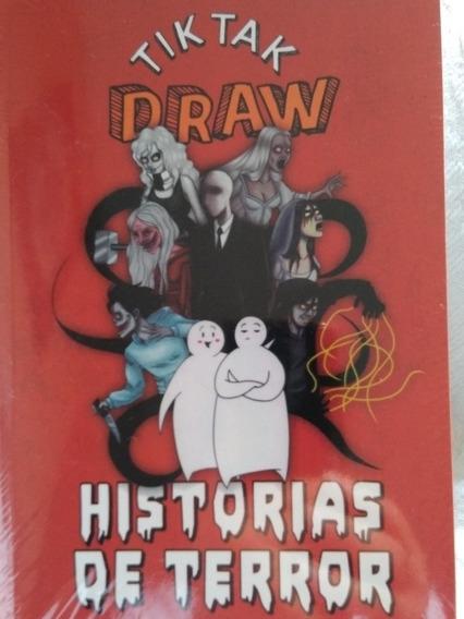 Historias De Terror. /. Tik Tak Draw Envío Gratis