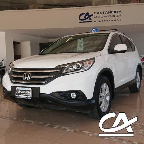 Honda Cr-v 2.4 4x4 Exl Aut L/12 2013