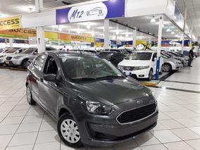 Ford Ka 1.0 Se Flex 0km M12 Motors Tancredo