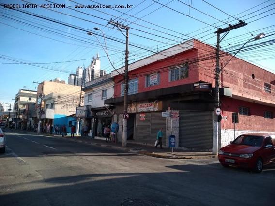 Comercial Para Locação Em Suzano, Centro, 2 Banheiros - 502