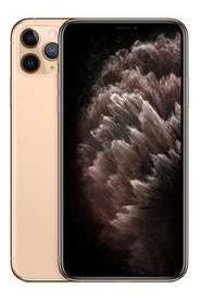iPhone 11 Pro Max Apple Com 64gb, Tela Retina Hd De 6,5,