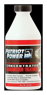 Patriot Power Tm-10 Tratamiento Transmision 8 Oz