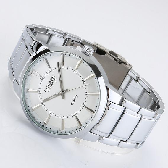 Relógios Masculinos Curren Quartzo Original