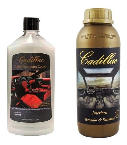 Hidratante De Couro E Apc Interiores Concentrado Cadillac