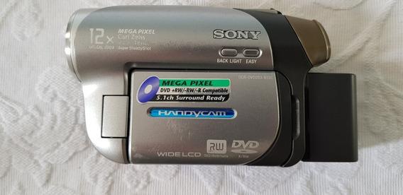 Filmadora Sony Handycam Dcr-dvd203 - Colecionador